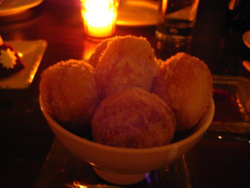 Fresh Doughnuts