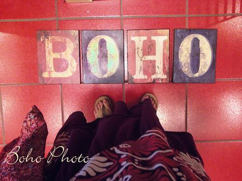 boho letters*