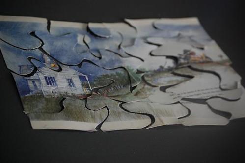 joshua's puzzle