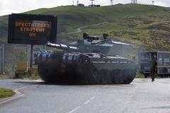 IMG_3021-1 (hyper_bloke) Tags: colin scotland tank rocketman motorbike vision subaru impreza legacy trials challenger mcrae supercars knockhill prodrive sidc motorfair colinmcraevision
