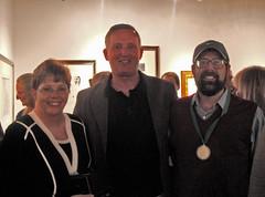 Brenda Smith Myles, Dr. Michael McManmon and Dr. Stephen Shore photo
