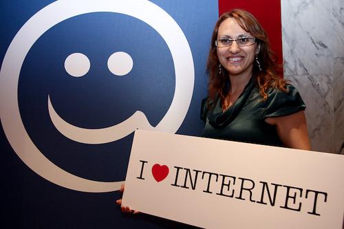 Women @ Internet Show - ILoveInternet by codiceinternet.
