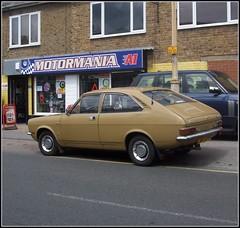 1972 Morris Marina 1.8 Coupé (Stuart Axe) Tags: marina cool 70s morris 1970s 1972 coupe bmc britishleyland bl morrismarina austinmorris motormania