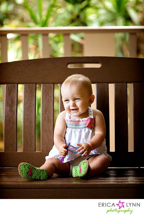 Elena, 1 Year Old