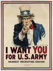 I Want You for U.S. Army by Boston Public Library, on Flickr