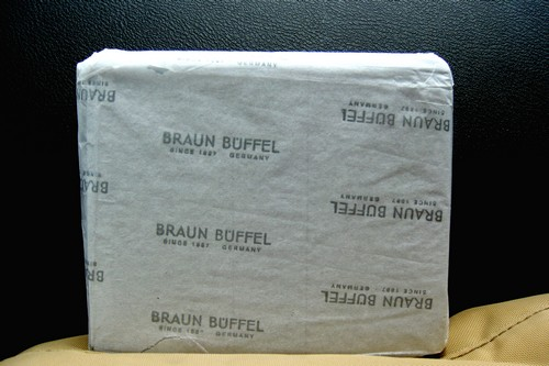 Braun Buffel Wrapper