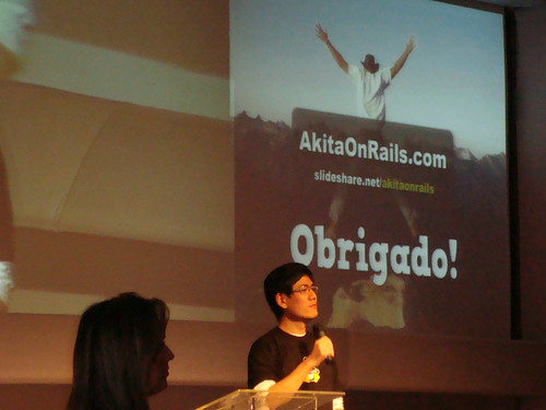 Fábio Akita no 11º Encontro Locaweb
