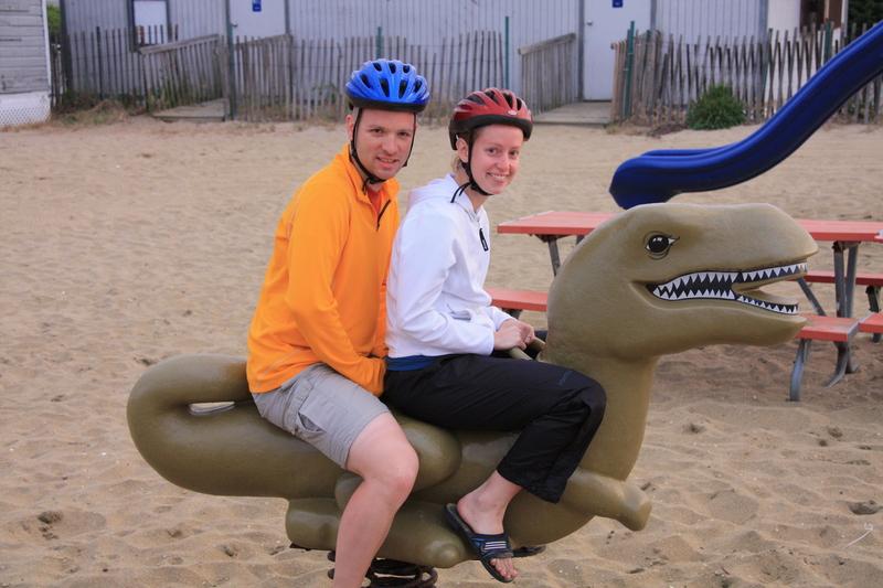 Dino Ride