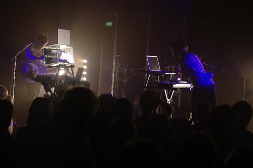 M83 @ Tivoli De Helling, Utrecht