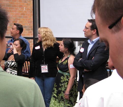Raul, ?,Tanya, Monica and Shane