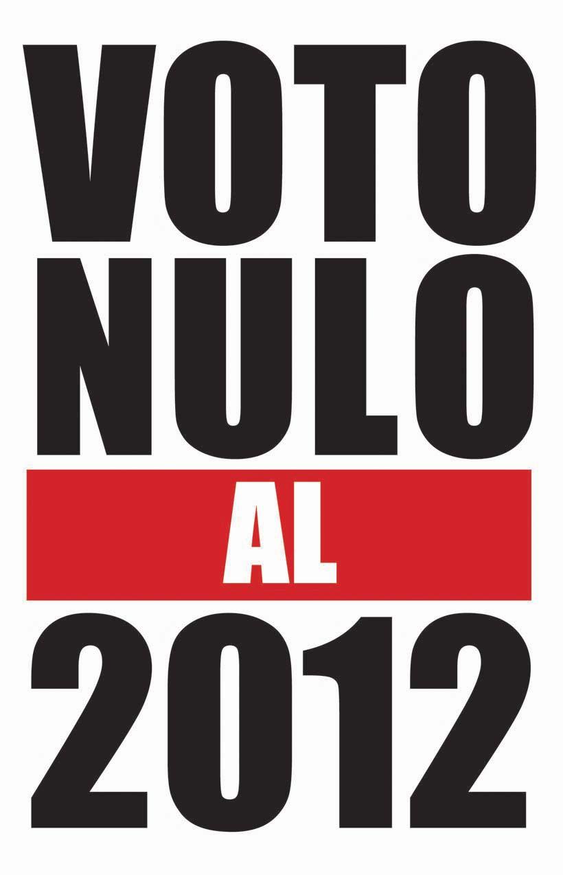Voto Nulo 2012