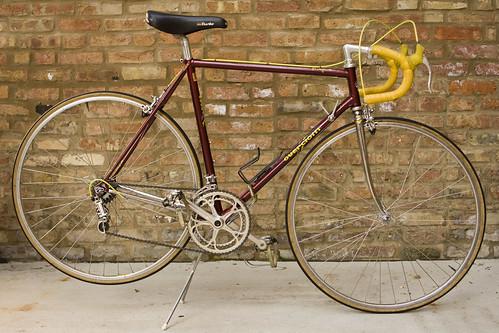 1984 Guerciotti GLX 7600