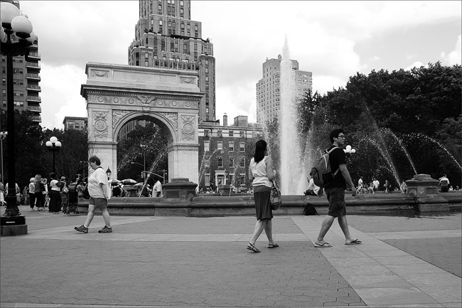 Washington Square, NYC