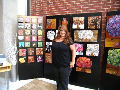 P6260449-June-Castleberry-Stroll-Artist-Laura-Wellem