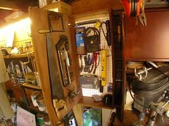 HFW new Tool Cabinet (open)