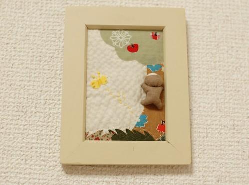 Sarubobo frame 2