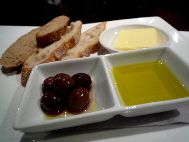 Tarago olives