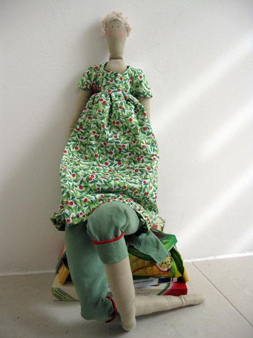 Green Gerda