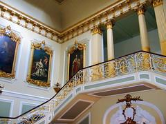 West Park House Stairwell (lisaluvz) Tags: park house english heritage bedfordshire manor stately wrest lisaluvz