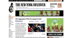 The Aggregator That Newspapers Like | The New York Observer_1249006905503