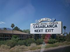 Bye, Bye Mesquite