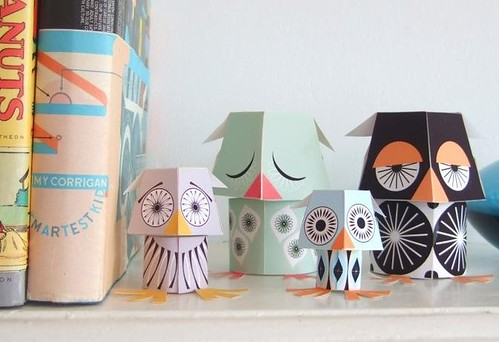 Owls To Download!