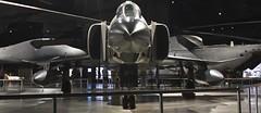 McDonnell Douglas RF-4C Phantom II front 9x6 (grobianischus) Tags: ohio cold museum us war gallery force air 4 front ii f r douglas dayton mcdonnell rf4c cphantom