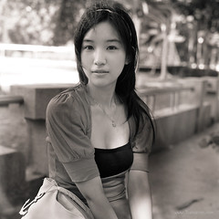 ruby (7upvision) Tags: china blackandwhite bw 120 tlr rolleiflex wuhan 66 gp3