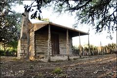 Honeymoon Cottage (HillaryBoyd) Tags: ranch wooden texas historic oldhouse hillcountry vanderpool camphouse 16mmfisheye nikond90