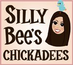 Silly Bee's button