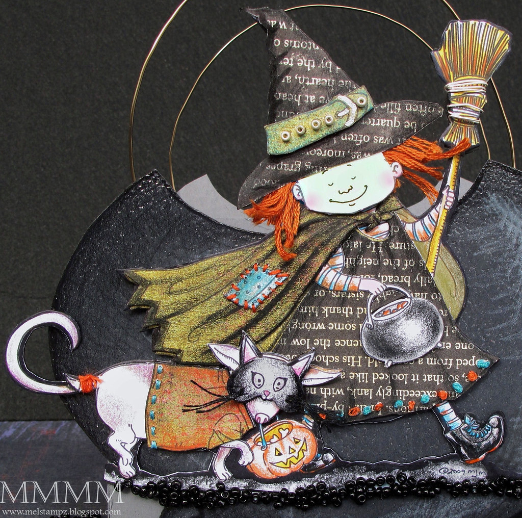 Mo's Digital Pencil Cauldron Box-trickORtreat digital freebie (mel stampz) - CLOSE