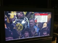 Sky Sport HD1: Borussia Dortmund vs. Eintracht Frankfurt