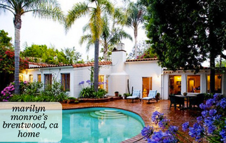 Marily Monroes Home For Sale