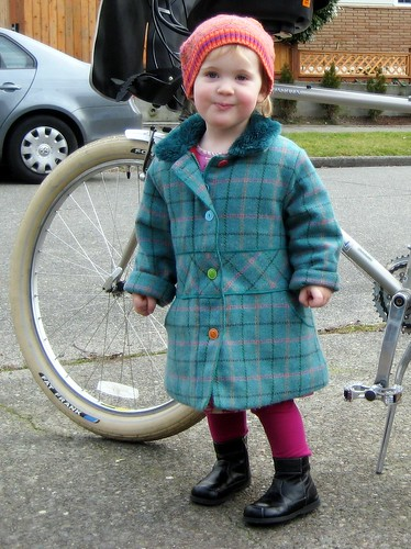 Toddler Cycle Chic?
