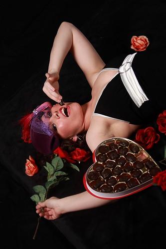 A girl needs her chocolate!