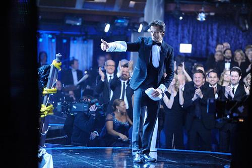 Hugh Jackman Oscar 2009