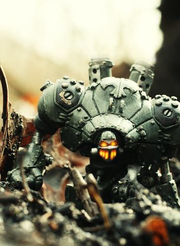 Cygnaran Ironclad (by ElDave)