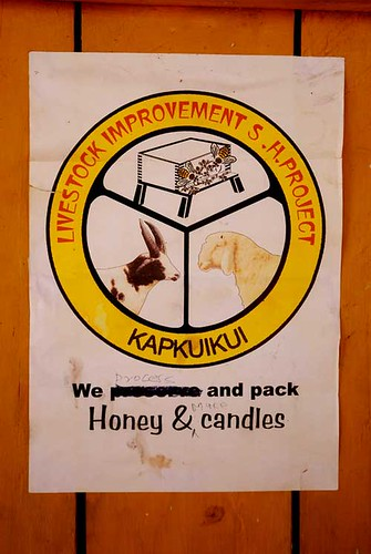 Bee keeping logo