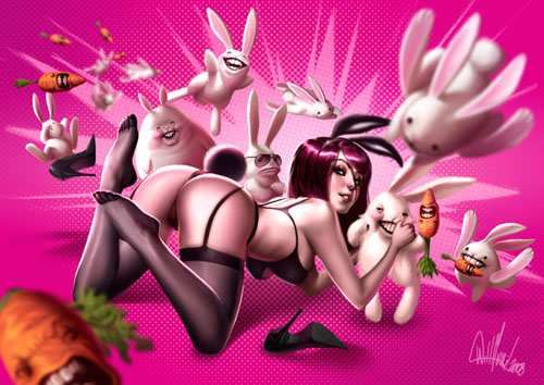 Bunnies por Will Murai