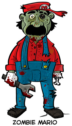 Zombie Mario