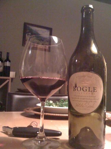 2006 Bogle Petite Sirah