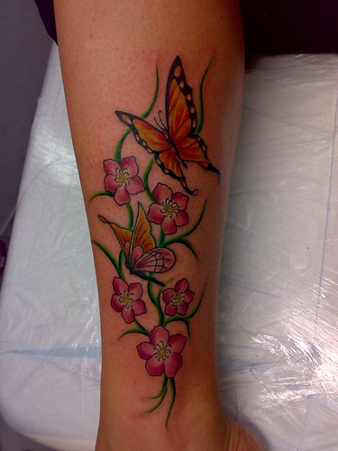 tattoo borboleta by Helena13x From Helena13x