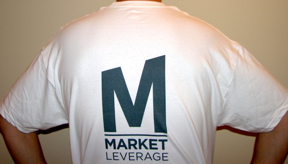 Market Leverage T Shirt