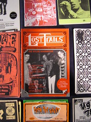 LOST TRAILS (Zellaby) Tags: mod 60s garage 80s beat eighties fanzine