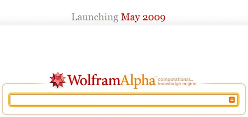 Google Killer in the making: Wolfram|Alpha