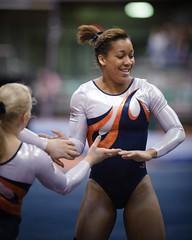 Gym-MSU-Auburn-46nn (macdane) Tags: college sports michiganstateuniversity msu auburn gymnastics crappylight jenison 200f2 d700