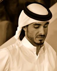 Sheikh Jassem Bin Hamad Al-Thani - الشيخ جاسم بن حمد آل ثاني (Ashraf Khunduqji) Tags: portrait man nikon royal handsome d3 qatar 70200mm