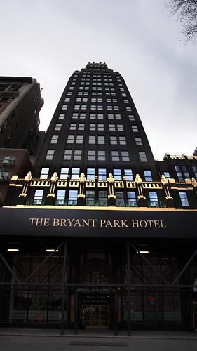 The Bryant Park Hotel por ***MAKI***.