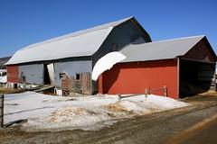 Sign of Spring - 7 (Andre Reno Sanborn) Tags: barn vermont barton signofspring