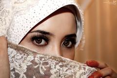 Portrait | The Eyes are Window of the Soul (Diyana Kamaruza) Tags: wedding portrait beautiful beauty eyes women hijab malaysia mata kajang jelita perempuan selangor kahwin perkahwinan menawan wanita nikah cantik pernikahan diyana gadis abigfave ayatayatcinta canon450d kamaruzaman flowerofislam diyanakamaruza kamaruza theeyesarewindowofthesoul